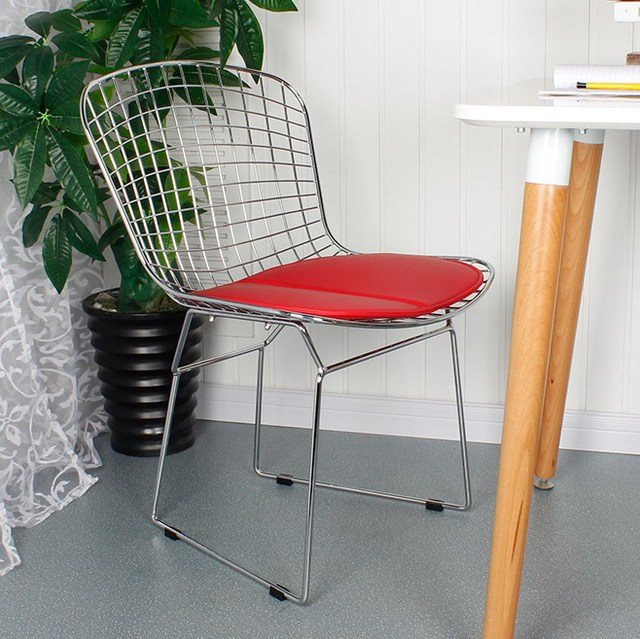 Bertoia Wire Chair aliexpress : buy replica bertoia wire chair modern classic