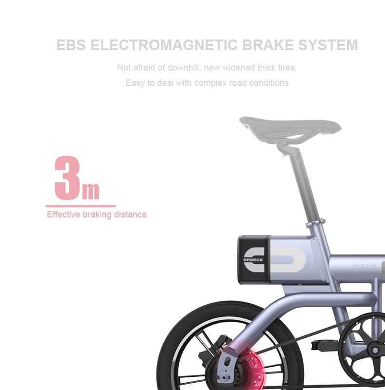 HTB1QNyhanjxK1Rjy0Fnq6yBaFXax - 16inch electric bicycle  fold Urban lightweight couple electric mobility bicycle Princess power bicycle 36V 250W  Ebike