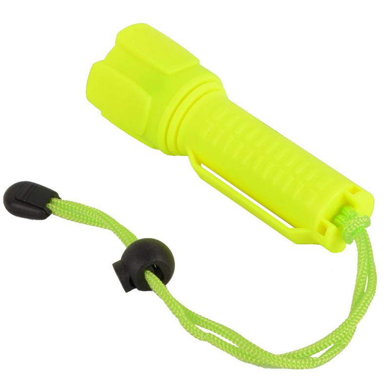 1000LM Portable Waterproof Diving Flashlight Underwater Torch Light Lamp Swimming Hunting Lighting