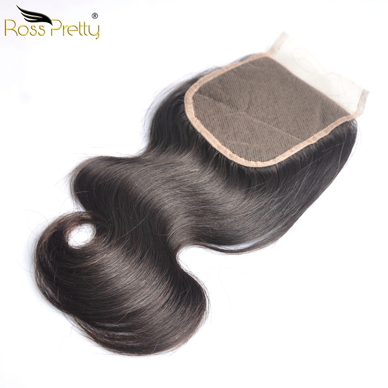 Double Draw Quality Brazilian Virgin Hair Lace closure Fullest Brazilian body wave Closure Full and Silky Middle part and 3Part