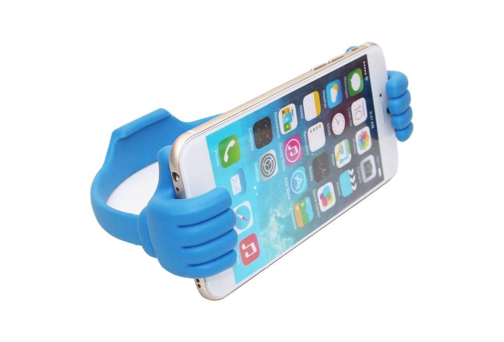 Colorful Thumb Shape Հեռախոսի սեղանի - Բջջային հեռախոսի պարագաներ և պահեստամասեր - Լուսանկար 3