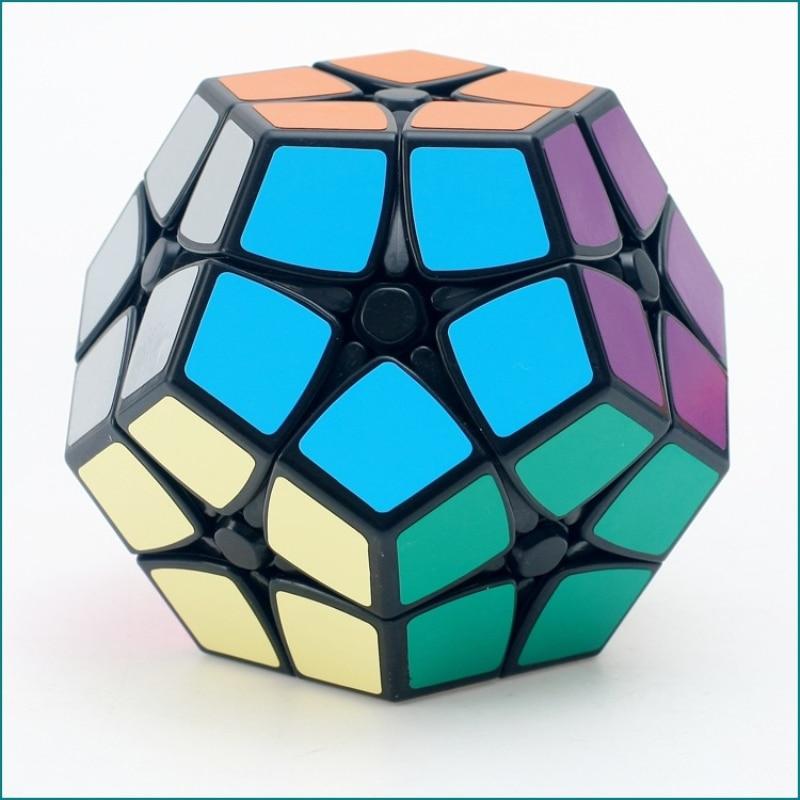 YKLWorld 2x2 Dodécaèdre Cube Magique Maître-Kilominx Cubo Magico - Jeux et casse-tête - Photo 6