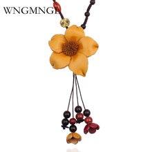 Wngmngl элегантные женские ювелирные изделия ручной работы Подвеска