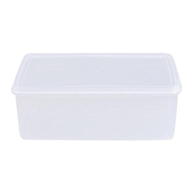 Osuter 2PCS Organizador de Cubiertos Compacto Plastico Bandeja de Cubiertos Duradero Organizador de Cajon Cocina para Tenedor Cuchara