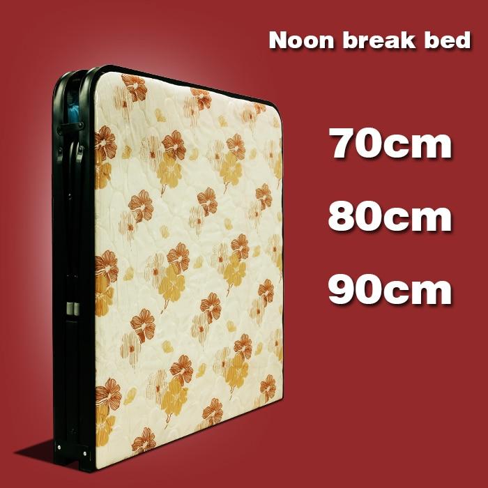 Simple simple renfort lit pliant décontracté bureau déjeuner siesta lit pliant maison chaperon lit
