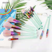 Docolor Professional Makeup Brushes Eyeshadow Powder Foundation Concealer Lip Eyebrow Brush Cosmetic Make Up Brush Kit