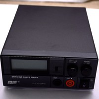 QJE PS30SWIV Power Supply Regulated DC Power Supply LCD Dual Digital Display for Mobile Radio Base Satation