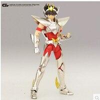 In Stock Great Toys Saint Seiya Myth Cloth Ex Myth Cloth Metal Armor Pegasus Seiya V3 Action Figure