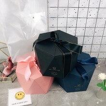 Gift Box Exquisite Lipstick Box Wedding Candy Valentine Festival Gift Box
