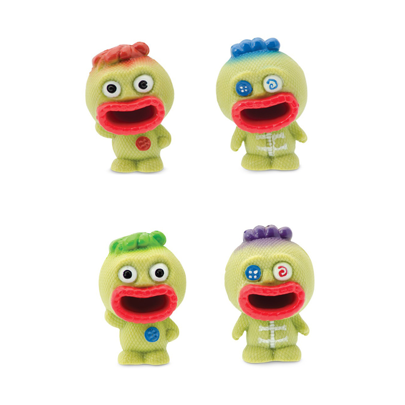 Spit Out The Tongue Of The Voodoo Doll Creative Novelty Quack Decompression Extrusion Toy Children's Day  Kids Funny  Toy Gift