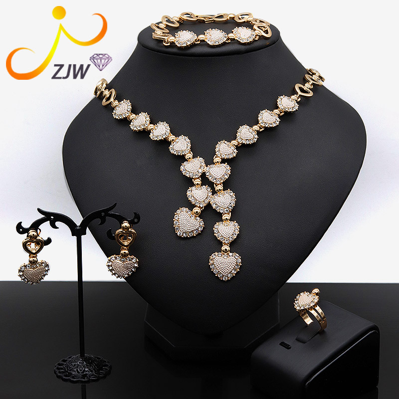 Nigerian Wedding Gifts: 2017 Dubai Jewelry Sets Bridal Gift Nigerian Wedding