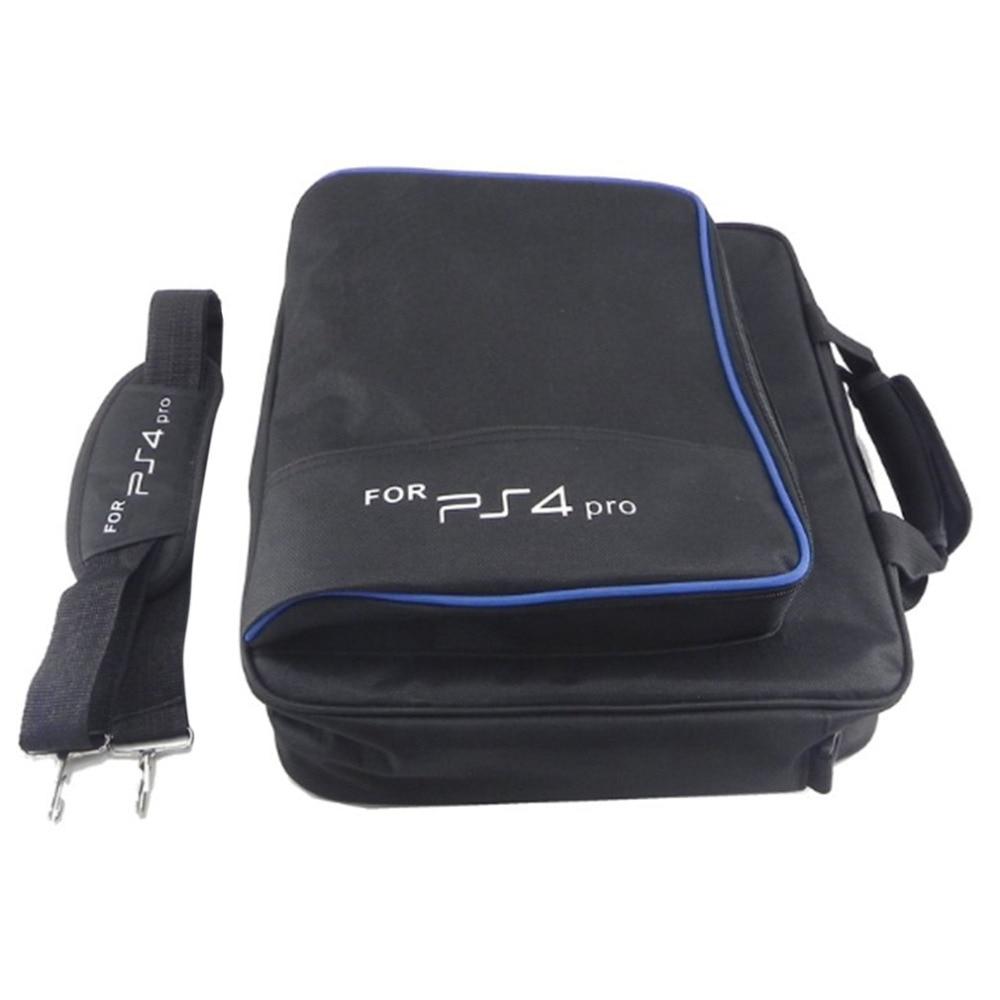 Women men bags Handbag Shoulder Laptop Notebook Bag Case Multifunction for PS4 Pro Console Accessories Carry Bag dropshipping