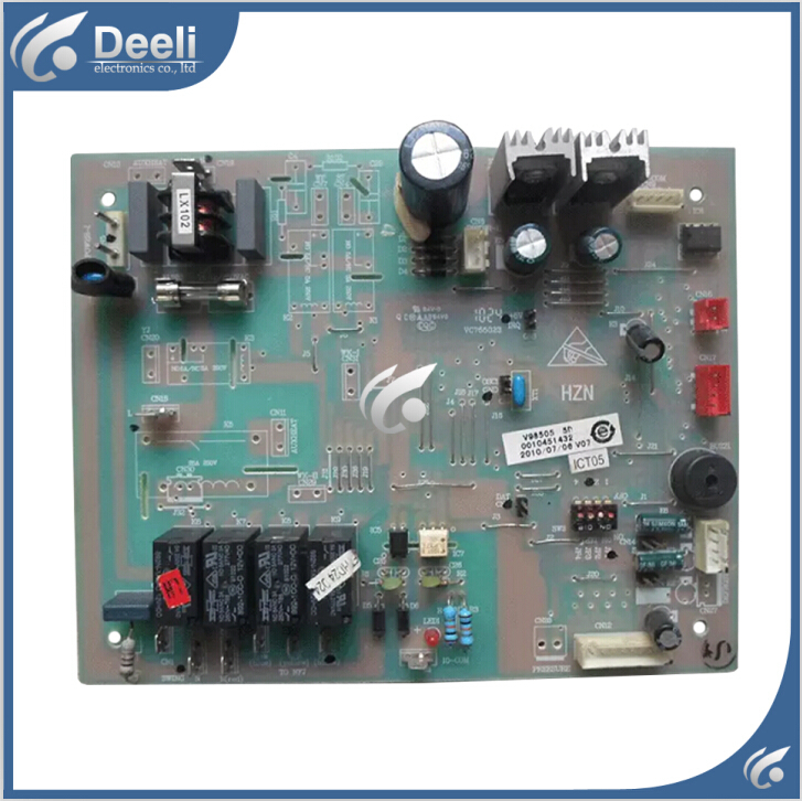 95% new good working for air conditioning accessories pc board motherboard KFR-120LW/6301A. 0010451432 on sale 95% new original good working refrigerator pc board motherboard for samsung rs21j board da41 00185v da41 00388d series on sale