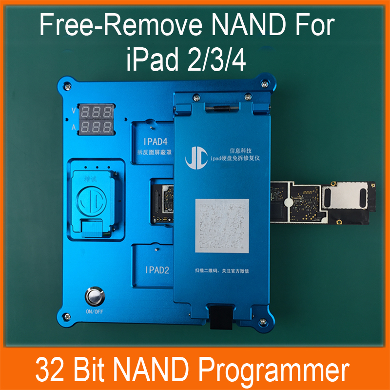 32 Bit NAND Flash Free Removed Programmer Machine Repair Mainboard