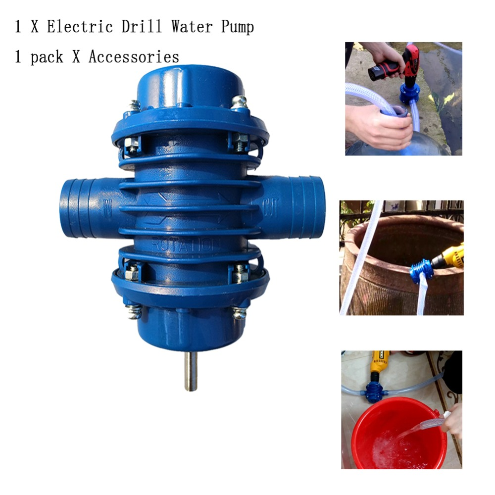 Household Micro Auto-Absorption Electric Drill Centrifugal Water Pump Centrifugal Pump Outdoor Use Portable Mini Water PumpHousehold Micro Auto-Absorption Electric Drill Centrifugal Water Pump Centrifugal Pump Outdoor Use Portable Mini Water Pump