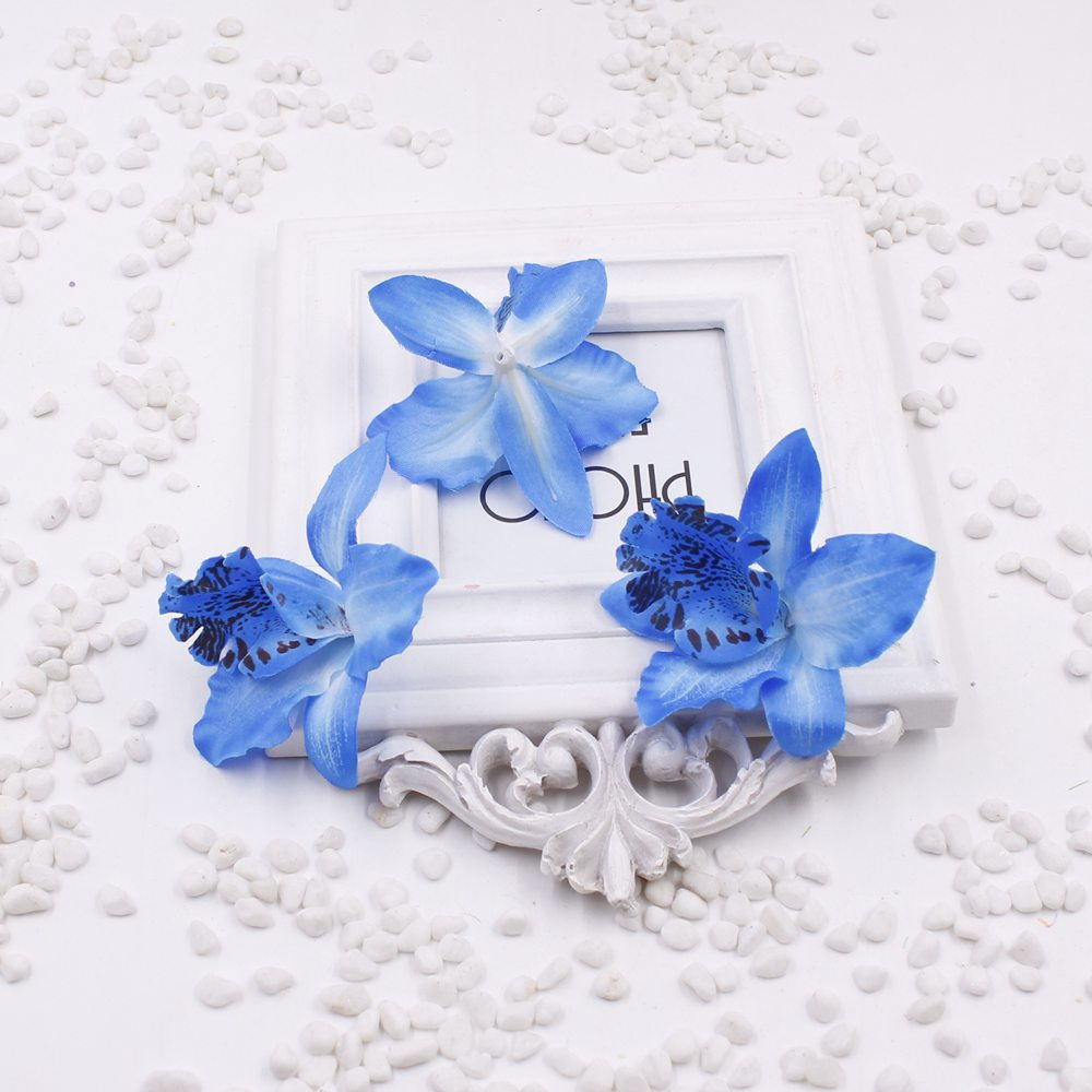 5pcs/lot Wedding Phalaenopsis Butterfly Moth Orchid Fake Orchids ...