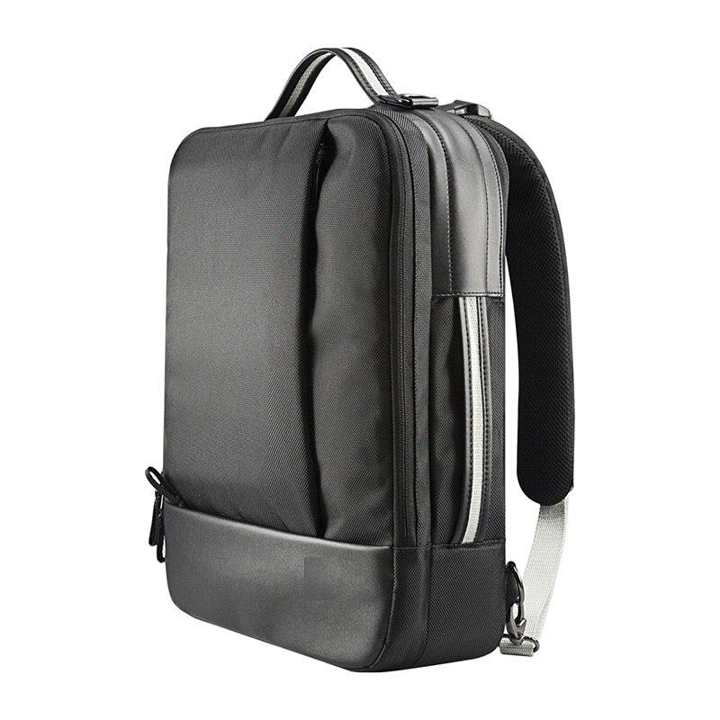 Élégant polyvalent polyvalent ordinateur portable sac à dos sac de messager sac d'école à bandoulière étui pour ordinateur portable Macbook Lenovo 15