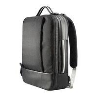 Stylish Multipurpose Versatile Laptop PC Backpack Messenger Bag Shoulder School Bag Case for Notebook Macbook Lenovo 15