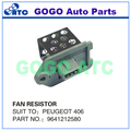 5PCS New Cooling Fan Motor Resistor FOR P eugeot 206 307 406 807 Expert Partner OEM 1267A9 9641212580