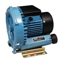 120W 300L/min RESUN GF 120C High Pressure Electrical Turbo Air Blower Aquarium Seafood Air Compressor Koi Pond Air Pump Aerator