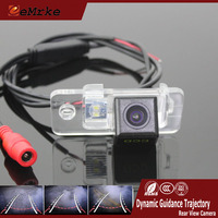 EEMRKE CCD Car Rear view Parking Reverse Camera for Audi A4 2000 2008 Tracks Camera With Dynamic Guidance Trajectory