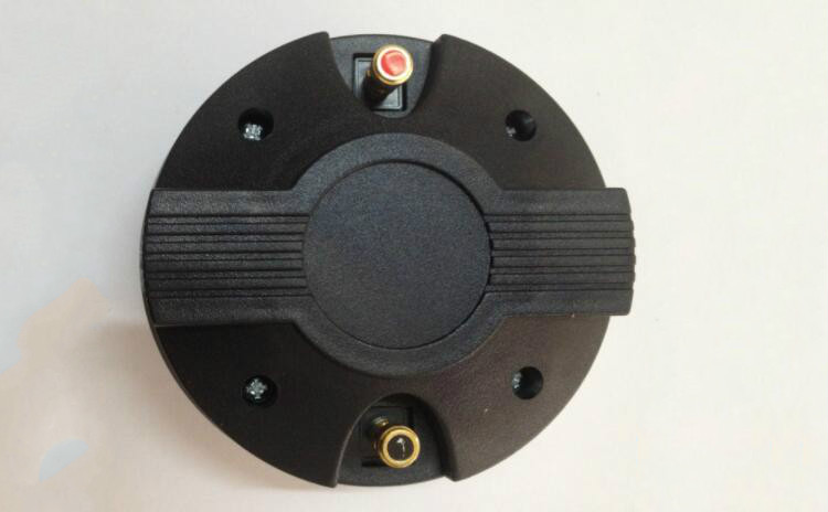 GHXAMP 44/ 44.4 Core Horn Tweeter Speaker 8ohm 45W Stage Treble Speaker Drive Head Titanium Film Magnet 115*15MM 1PC jtron practical diy 25 x 15mm mini speaker 1w 8ohm for laptop notebook