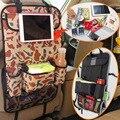 Portátil Auto Acessórios Do Carro de Volta Assento Da Cadeira de Volta Organizador Titular Multi-Bolso Pendurado Saco de Armazenamento de Viagem saco de Múmia Livre navio