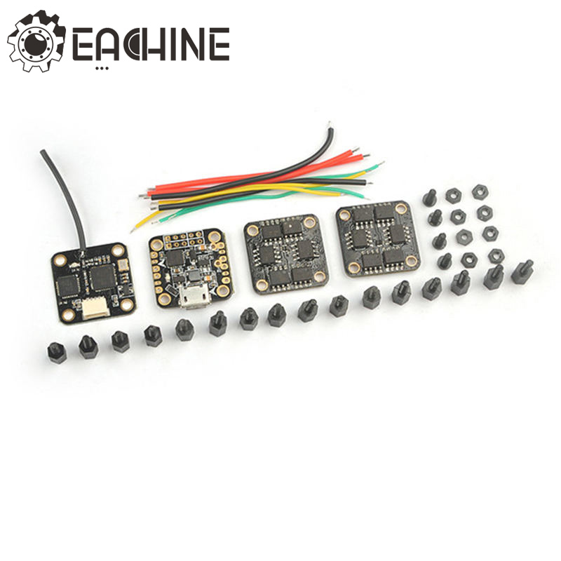 High Quality 15x15mm Eachine TeenyCube Flytower F3 2x6A ESC Compatible Frsky Flysky Receiver For RC Multirotor high quality 5pcs eachine 2 4g receiver original antenna for minicube compatible frsky flysky for dsm2 receiver rc multiopter