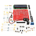 DIY Kit Capacitance ESR Inductance Transistor LC Resistor Meter Tester M168