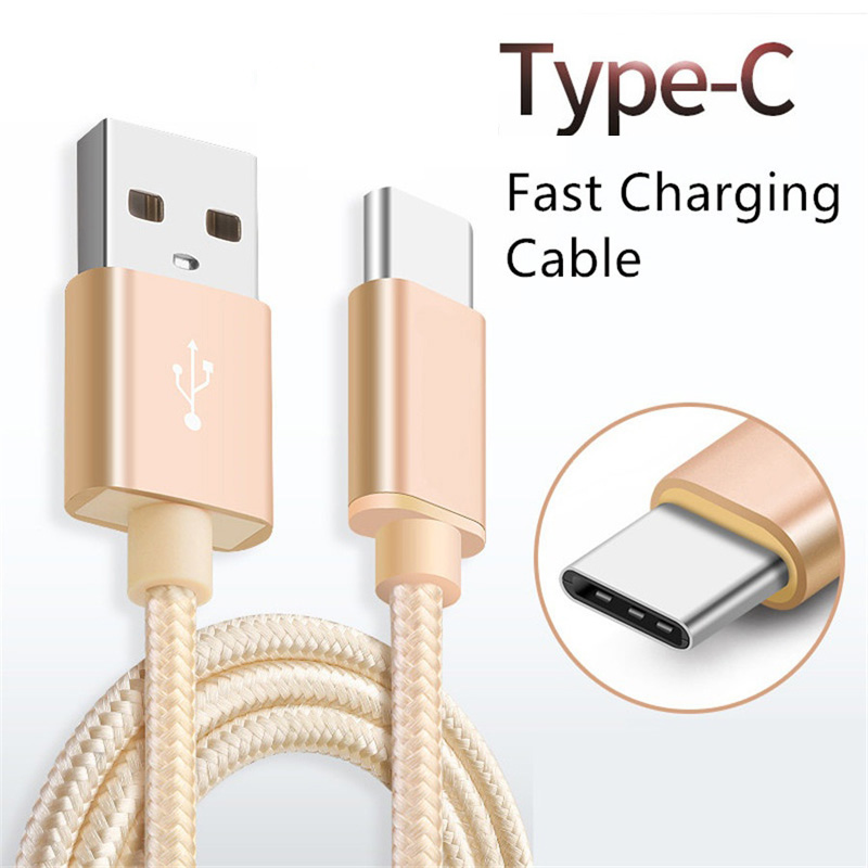 3FT USB-C USB 3.1 Type C Charger Cable for Nokia 6 2018 / 6 (2nd Gen) , 7 / 7 Plus , 8 Sirocco Phone Data Sync Charging Cable