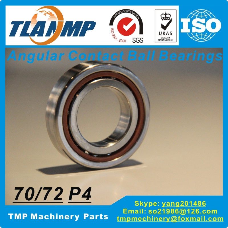 7005C 7005AC SU/DB/DF/DT / P4 Angular Contact Ball Bearing (25x47x12mm)  High Rigidity Motor Bearing Made In China