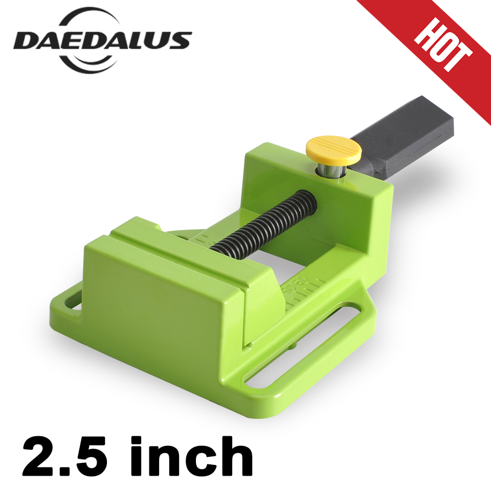2. 5 Inch Bench Vise Table Flat Clamp-on Plier Drill Press Milling Machine Clamping Clamp Firmly Woodworking Hand Tool For CNC 2 5 inch bench vise table flat clamp on plier drilling press milling machine clamping clamp firmly woodworking hand tool