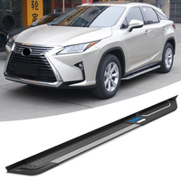 Foot Running Boards Side Step Pedal Refit For Lexus RX270 RX350 RX450H F Sport nerf 2015 2018
