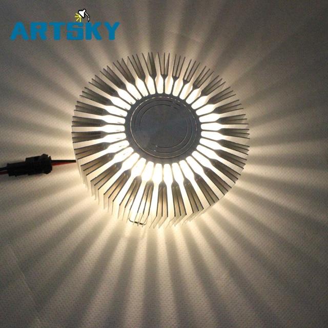 Заподлицо/светильник для поверхностного монтажа, небольшой светодиодный потолочный светильник для художественной галерея, украшение, передняя Балконная лампа, крыльцо, свет, коридоры