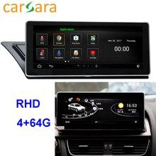 RHD Au di A4 A5 S4 S5 Android 2009 2016 Head Unit DVD font b Player