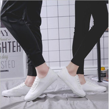 Women Students Casual Fashion Cartoon Embroidery Strawberry Kitten Patterns Sapatos Shoes Flat Zapatos Chaussures