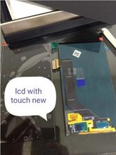 5.5 pulgadas AMOLED Pantalla LCD con la Pantalla Táctil Para ZTE AXON 7 A2017 A2017U a2017g digiziter envío gratis