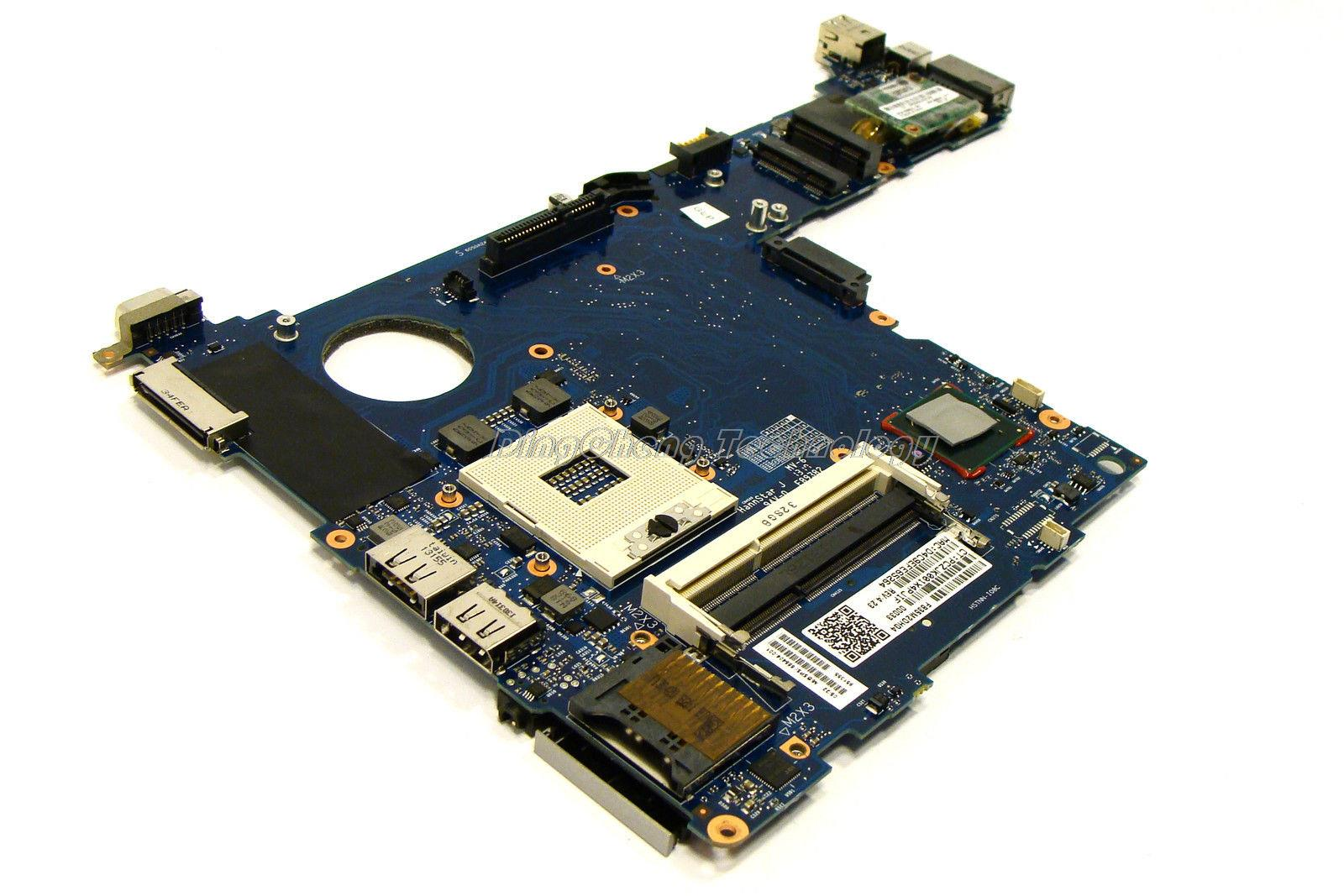 SHELI laptop Motherboard For hp 2570P 685404-001 QM77-J8A QM77 GMA HD 4000 DDR3 integrated graphics card 100% tested