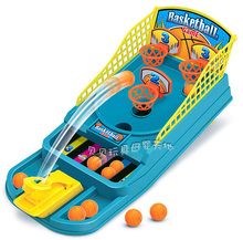 Plastic Educational wisdom toy 1pc finger shoot little Basketball Court board desk game Early Development infant