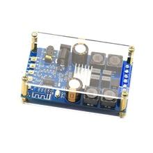 TPA3116 Bluetooth Digital Power Amplifier Board Audio Amplifiers Dual Channel 50W*2 Stereo Amplificador Module With Shell bt40 tpa3116 2 chann 100w bluetooth 4 0 digital stereo amplifier with high bass adjustment desktop mini amplifiers