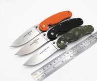 JSSQ RATTE Modell 1 Folding Messer AUS-8 Klinge Kampf Tasche Messer Outdoor Camping EDC Werkzeuge Überleben Jagd Military Messer OEM