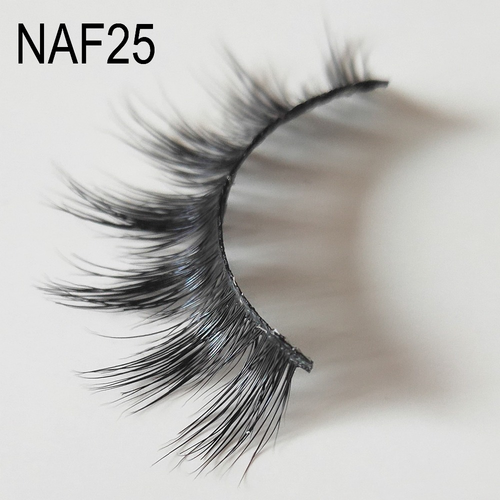 Mink False Eyelashes High Quality Distributor Canada 3d Mink Lashes