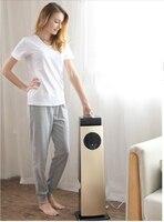 8L большой Ёмкость напольный увлажнитель светодио дный Touch Управление ароматерапия диффузор отрицательных ионов воздуха ароматерапия Mute Air