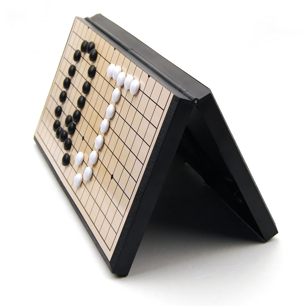 magnéticas weiqi conjunto quebra-cabeça quebra-cabeças crianças brinquedos