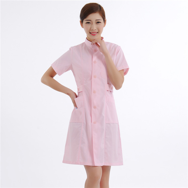 Back To Search Resultshome 2018 Women Medical Lab Coats Doctor Nurse Uniforms Hospital Nursing Scrub Overalls Clinic Beauty Salon Pharmist Workwear