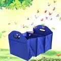 Plegable Multifuncional Coche Tronco Bolsa Plegable de Almacenamiento Organizador Caja Cubículo Caja de Herramientas Bolso Del Coche Interior de Coche Que Labra los Accesorios