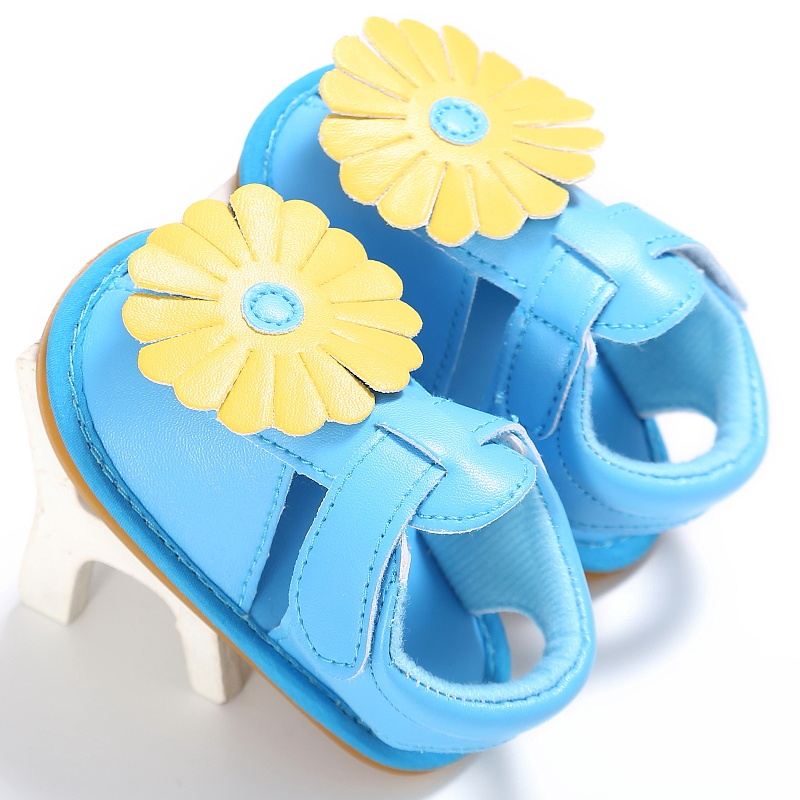 Baby Infant Kids Girl Prewalkers Soft Sole Crib First Walkers Toddler Summer Shoes 0-18M New