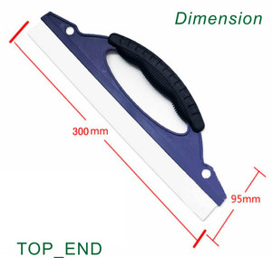 Image 1 - Hot & Japan Quality,Free Shipping,1pc,Car Washing Flexi Wiper,Soft Handle,Dark Blue,Easy Work, Save Time Tools,A Tool For Garage