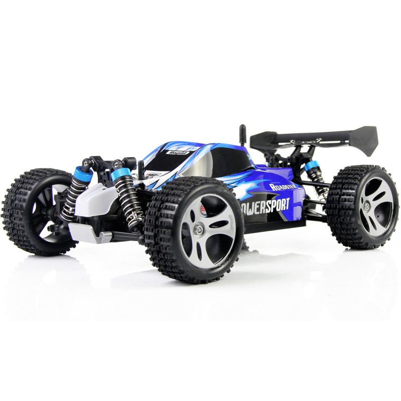 Wltoys A959 1 18 2 4g Four Wheel Drive 4wd Electric Rc Car Off Road Independent Suspension 50km H High Sd Buggy Aliexpress Imall