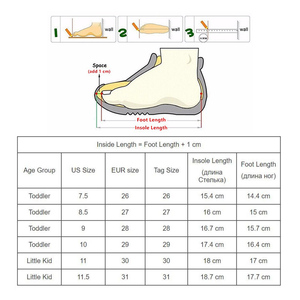 Image 5 - Apakowa kids summer footwear boys closed toe sandals with Arch Support boys sport beach sandals for children sports sandals